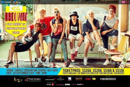 BEAST FM SG Poster sgXCLUSIVE