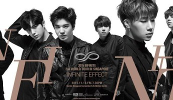 INFINITE EFFECT IN SINGAPORE 2015 sgXCLUSIVE
