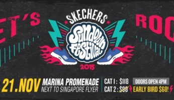 Skechers Sundown Festival 2015 sgXCLUSIVE