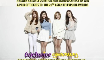 Asian Television Awards Giveaway