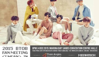 BTOB 'I Mean' Fan Meeting in Singapore 2015 - Copy