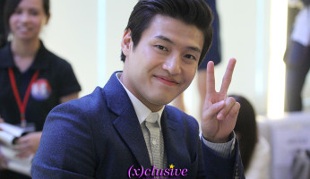 Kang Ha Neul KFF in Singapore