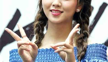 Kim So Hyun In Singapore