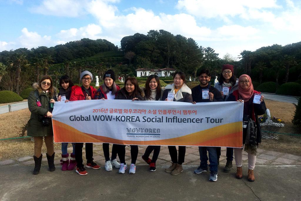 Global Wow Korea Supporters