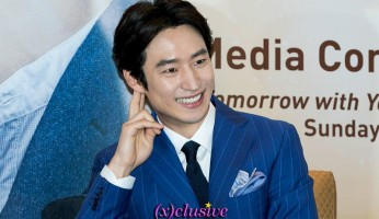 Lee Je Hoon Tomorrow With You Singapore Promotions