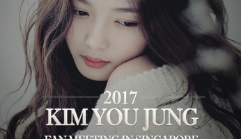 Kim You Jung Fan Meeting in Singapore