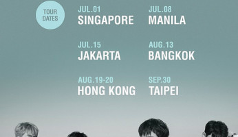 CNBLUE Between Us Asia Tour in Singapore