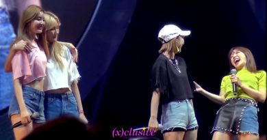 (x)clusive!: Night Rather than Day at EXID Asia Tour in Hong Kong