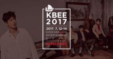 KBEE 2017 to be held in Hong Kong this July (feat. CNBLUE's Jung Yong Hwa, B.A.P and GU9UDAN)