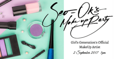 Learn How to Put On Makeup Like Girl's Generation at Seo Ok's Makeup Party