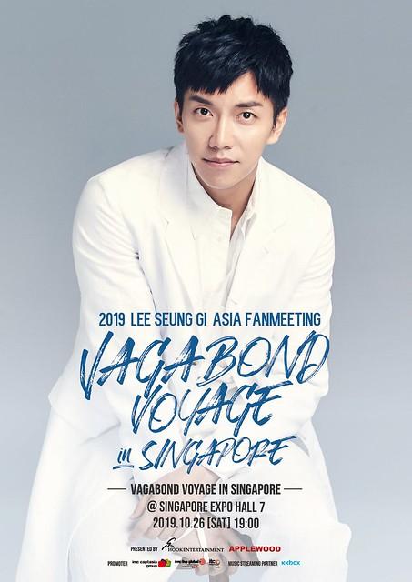 SG SCHEDULE ☆ KPOP Concerts In Singapore ☆ (x)clusive
